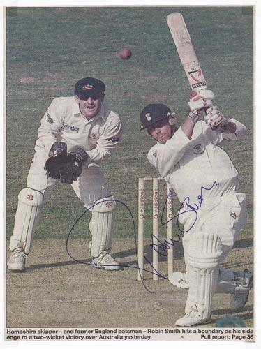 Robin-Smith-autograph-signed-england-cricket-memorabilia-hampshire-cc-ashes-test-match-series-australia-victory-2001