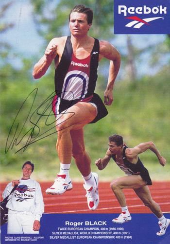 Roger-Black-autograph-signed-athletics-memorabilia-1996-Olympic-400m-silver-medallist-world-champion-4-x-400m
