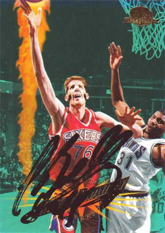 SHAWN-BRADLEY-autograph-Philadelphia-76ers-NBA-basketball-memorabilia-signed-player-card-BYU-Dallas-Mavericks-autographed-Mormon