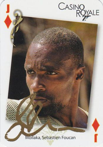 Sebastien-Foucan-autograph-Sebastien-Foucan-memorabilia-Mollaka-Casino-Royale-James-Bond-memorabilia-Free-running-parkour-signed-007-playing-card