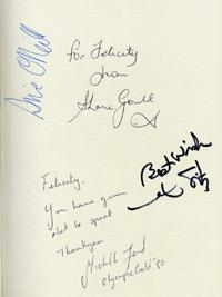 SHANE GOULD (3 x Olympic Gold  at Munich 1972) signed autobiography
