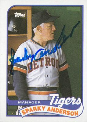 Sparky-Anderson-memorabilia-Sparky-Anderson-autograph-Sparky-Anderson-signed-Detroit-Tigers-baseball-memorabilia-player-card-manager-MLB-memorabilia