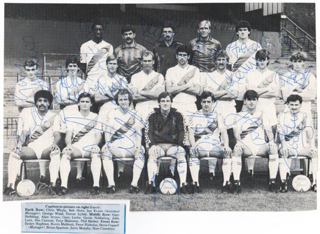 Steve-Coppell-autograph-signed-Crystal-Palace-football-memorabilia-1985-team-pic-manager-peter-nicholas-chris-whyte-george-wood-paul-barber-cpfc