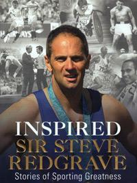 SIR STEVE REDGRAVE (5 x Olympic Gold Medallist) signed copy of