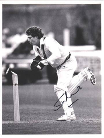 Steve-Rhodes-autograph-signed-worcs-ccc-cricket-memorabilia-worcestershire-wicket-keeper-captain-england-signature