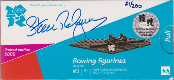 Steve-redgrave-autograph-signed-London-2012-rowing-die-cast-figurines-olympics-memorabilia-limited-edition