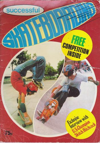 Successful-skateboarding-magazine-mag-skateboard-memorabilia-skitch-hitchcock-interview-1977-world-distributors-brenda-apsley-alison-edwards-charles-pemberton