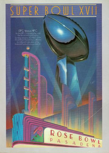 Super-Bowl-XVII-17-Game-Day-Programme-Washington-Redskins-Miami-Dolphins-NFL-Vince-Lombardi-Trophy-Pasadena-Rose-Bowl-1983