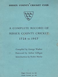 Sussex-cricket-memorabilia-complete-record-of-sussex-county-cricket-club-1728-to-1957-washer-marlar-ccc