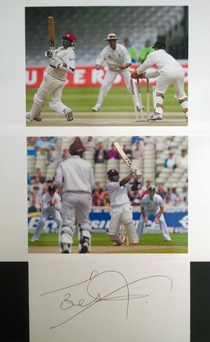 Tino-Best-autograph-signed-West-Indies-cricket-memorabilia-mind-the-windows-six-hit