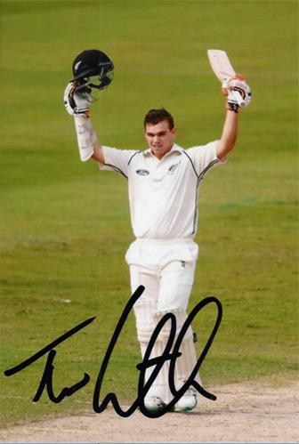 Tom-Latham-memorabilia-signed-Kent-cricket-memorabilia-autograph-New-Zealand-Kiwis-All-Blacks-Test-match-opening-batsman-KCCC-Spitfires-memorabilia