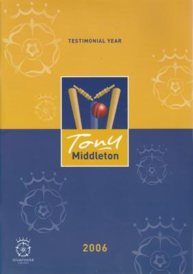 Tony-Middleton-2006-benefit-year-broxhure-testimonial-hampshire-cricket-memorabilia-hants-ccc