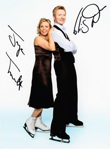 Torvill-and-Dean-memorabilia-signed-ice-dance-memorabilia-photo-Olympic-skating-memorabilia-bolero-dancing-on-ice-jayne-torvill-autograph-christopher-dean-autograph