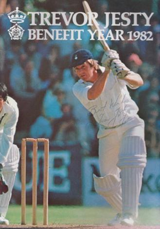 Trevor-Jesty-autograph-signed-hampshire-cricket-memorabilia-1981-benefit-souvenir-brochure-hants-ccc-batsman-signature