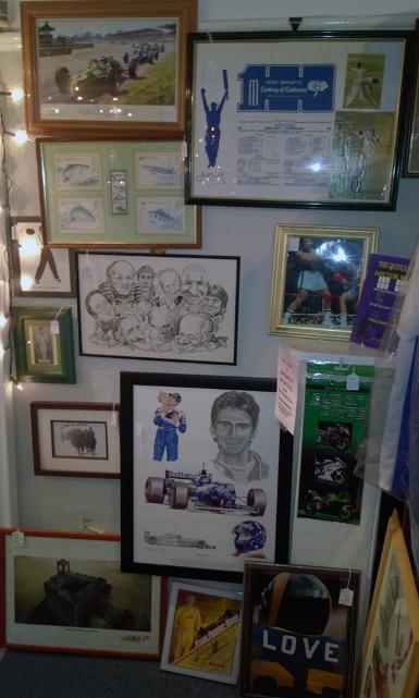 Uniquely-Sporting-Sports-Memorabilia-Store-Shop-Allsorts-Antiques-Vintage-Collectables-Headcorn-Kent-Signed-Framed-Prints