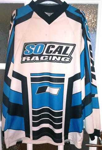 Warren-Edwards-autograph-British-Supercross-champion-MotoCross-memorabilia-motor-bike-cycle-signed-leathers-riding-gear-clothing-2003