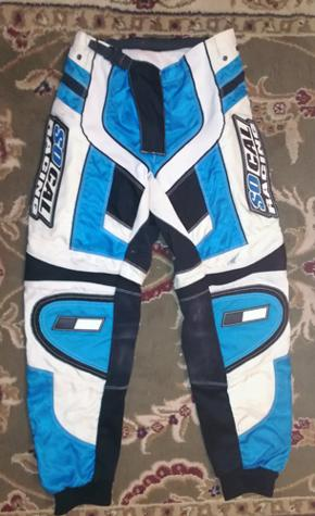 Warren-Edwards-autograph-British-Supercross-champion-MotoCross-memorabilia-motor-bike-cycle-signed-leathers-riding-gear-clothing-pants-trousers-2003