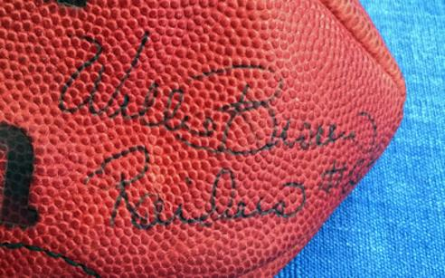 Willie-Brown-autograph-signed-Los-Angeles-Raiders-memorabilia-NFL-Oakland-Hall-of-Fame-LA-signature-football-billy-ray-smith-chargers-jessie-clark-packers